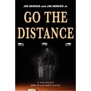 """Go the Distance"" by Jim Serger, Jr. and his father"