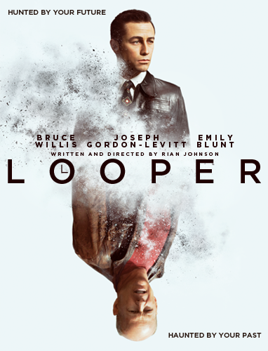 """Looper"" is in theaters now."