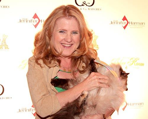 Actor and voice-over artist Nancy Cartwright
