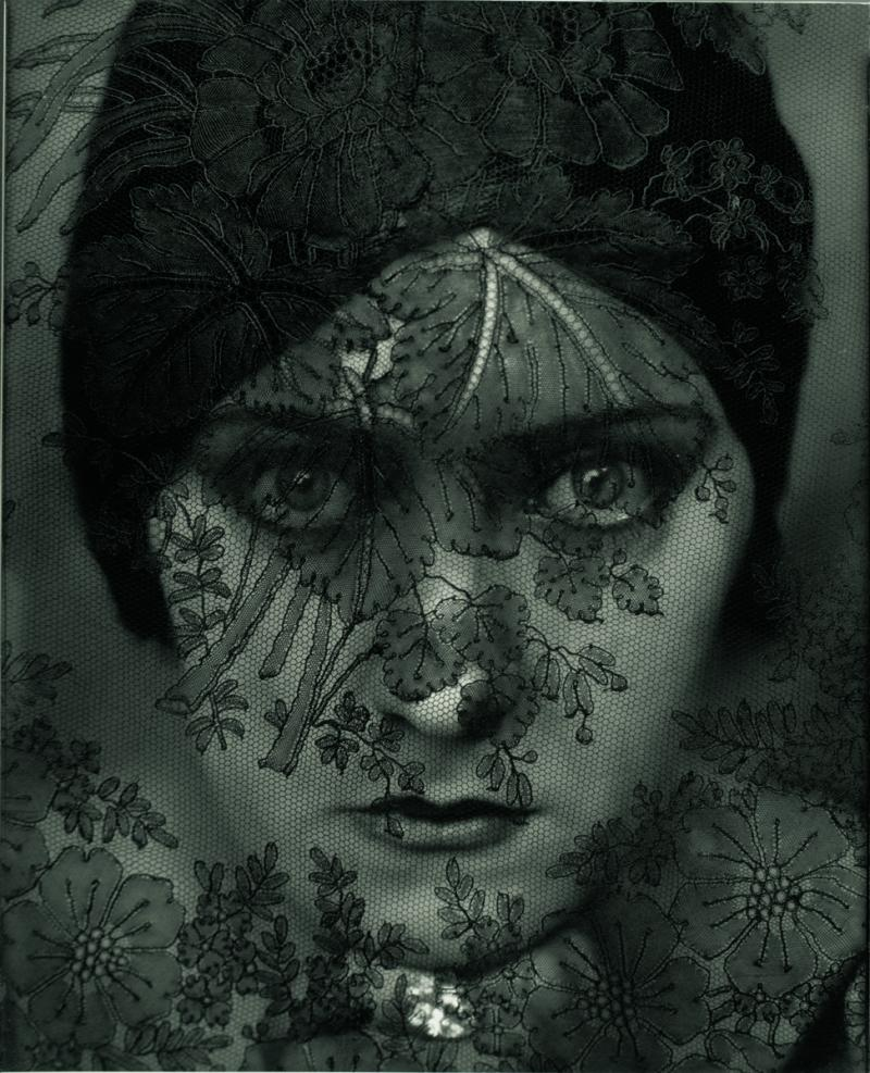 Steichen's iconic photograph of Gloria Swanson