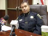 Cincinnati Police Chief James Craig at an earlier news conference