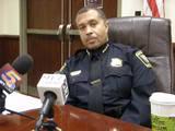 Cincinnati Police Chief James Craig at an earlier news conference
