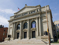 Cincinnati's Memorial Hall