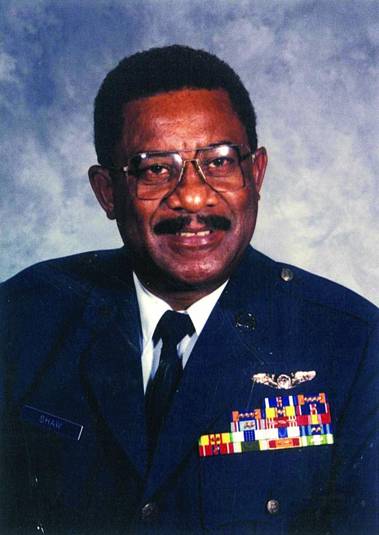 U.S. Air Force Veteran James R. Shaw