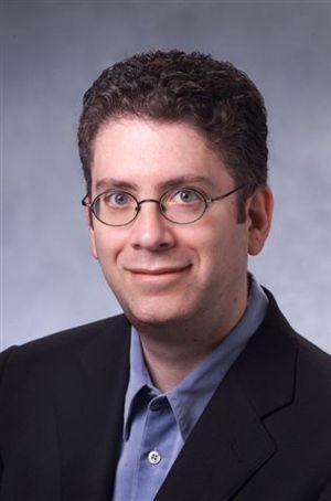 "Bill Prady, co-creator of ""The Big Bang Theory"""