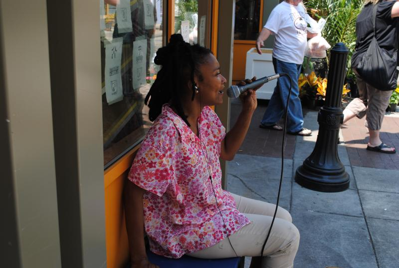 Bonita Price at Findlay Market