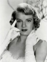 A song from Rosemary Clooney