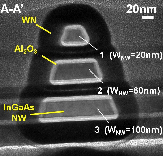 4-D Transistor