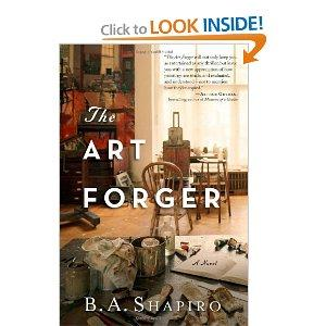 """The Art Forger"" by B.A. Shapiro"