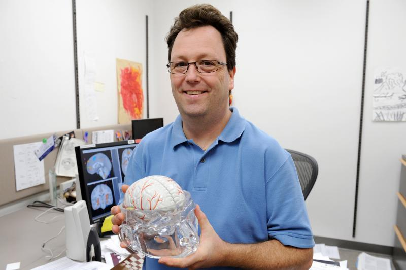 Dr. Jim Eliassen, Associate Director for the Center for Imaging Research