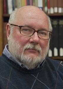 UC archivist Kevin Grace