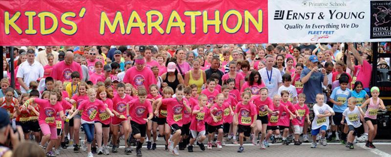 2012 Flying Pig Kids' Marathon