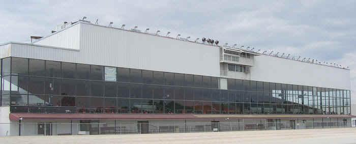 The Lebanon Raceway will move when the racino opens in 2014, leaving the site vacant.