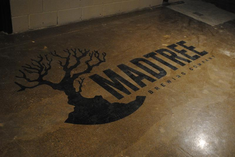 Mad Tree chose to locate  in a re-purposed facility in Columbia Township so they could invest 'more in the beer and less in rehabbing a building'