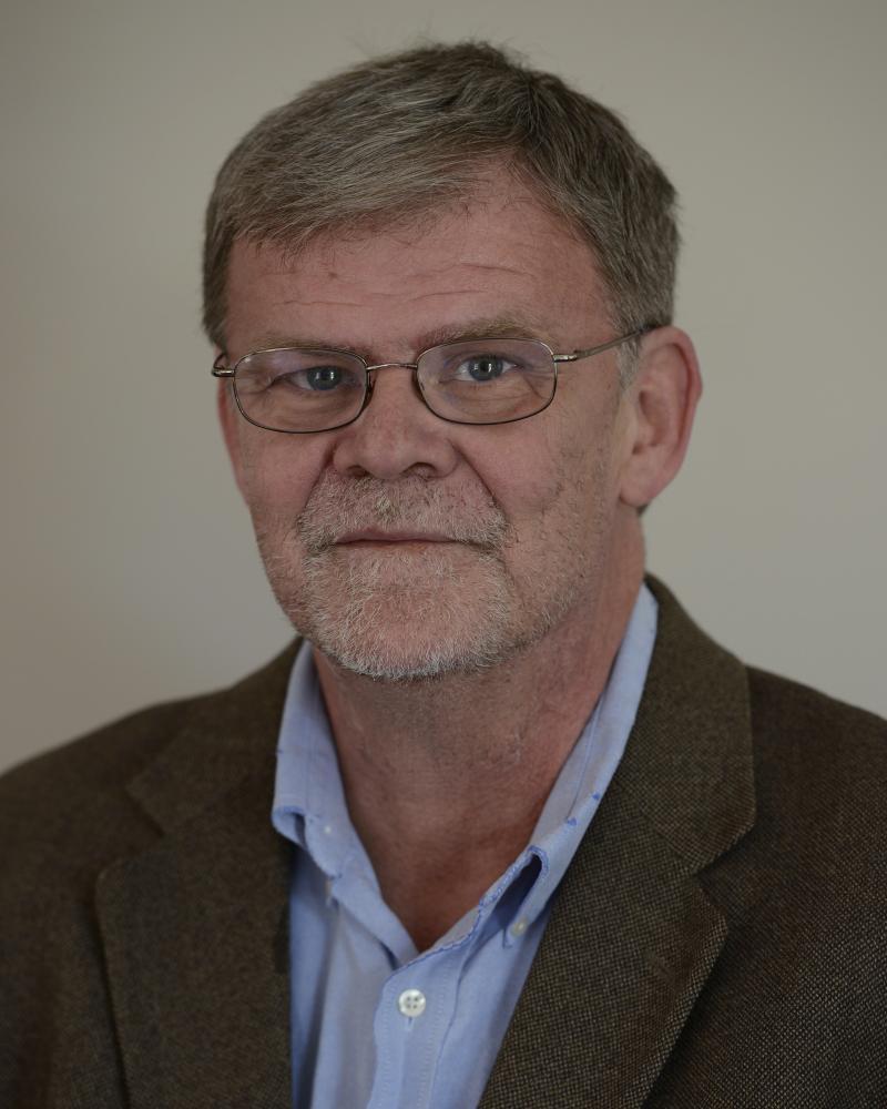 WVXU political reporter Howard Wilkinson
