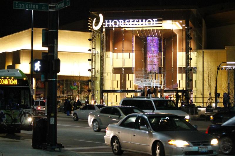 The Horseshoe Cincinnati on opening night, March 5.