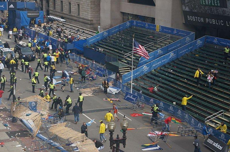 Runners say they won't let the April 15 attack in Boston deter them.