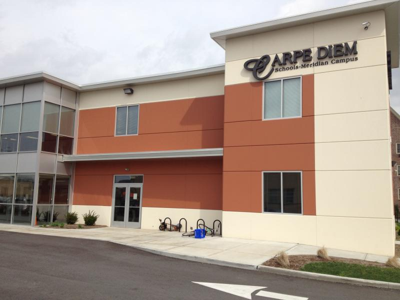 Carpe Diem opened its second school in Indianapolis last fall. It will open up another one in Cincinnati at Aiken High School this fall.