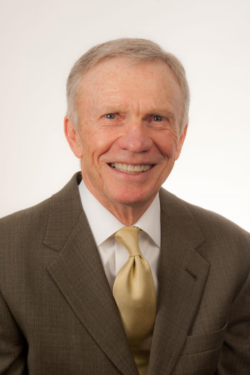 Michael Cusack was Wright State's director of athletics from 1982-2008.