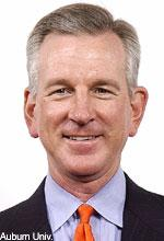 UC Head Football Coach Tommy Tuberville