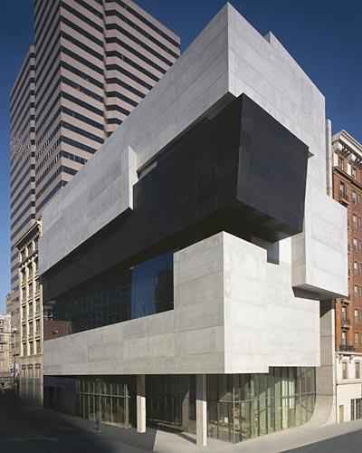 Lois & Richard Rosenthal Center for Contemporary Art, designed by Zaha Hadid