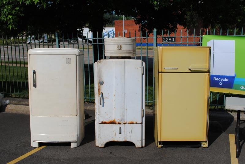 Got an old fridge sitting around the house? Duke Energy wants to take it off your hands.