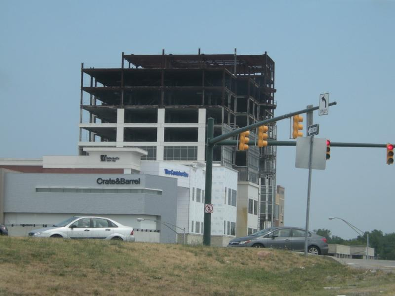 "The former ""Kenwood Towne Place"" has been sitting largely vacant since 2008."
