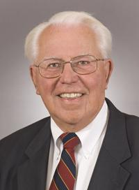 University of Cincinnati President Emeritus Joe Steger