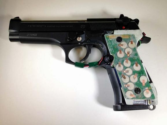 This 9mm, developed by NJIT, is still in the lab and awaiting commercial funding.