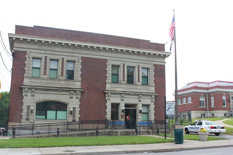 Current District 3 headquarters at 3201 Warsaw Avenue in East Price Hill.