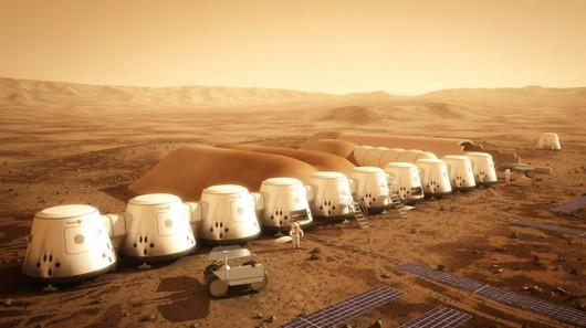 Mars One plans to have the 1st inhabitants on the Red Planet by 2023.