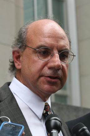 Attorney Al Gerhardstein represented the same-sex couple
