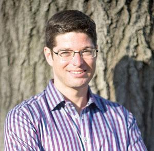 Author Eric Rutkow
