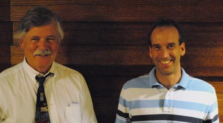 Chris DeSimio and Steve Watkins