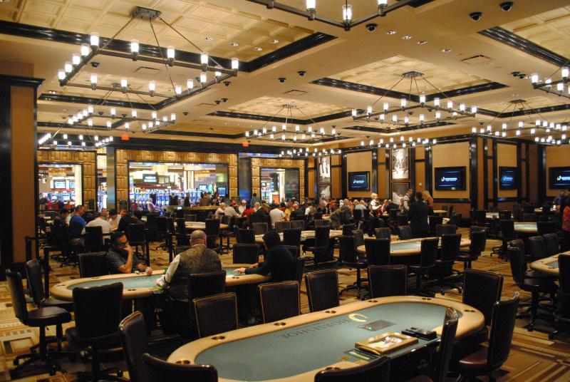 Caesars Windsor Poker Room