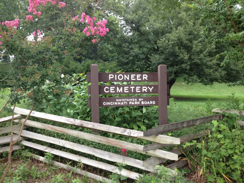 Pioneer Cemetery is where some of the very first settlers to the area, including ones who fought in the Revolutionary War, are buried.