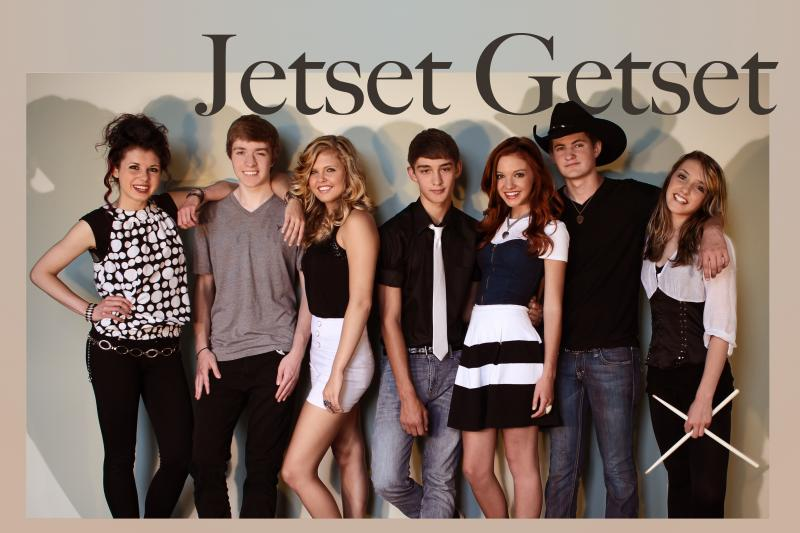 "Jetset Getset was named among ""Who New to Watch in 2013"" by the CMA."