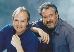 Jerry Scott and jim Borgman