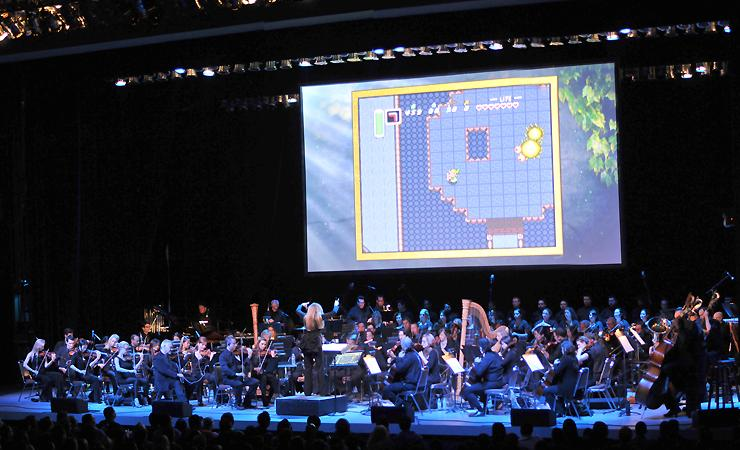 Legendary music is combined with game imagery for a complete multi-media experience that ans will love