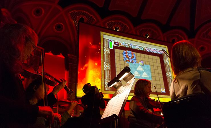 The climactic final battle begins at the Orpheum Theatre in Vancouver, BC