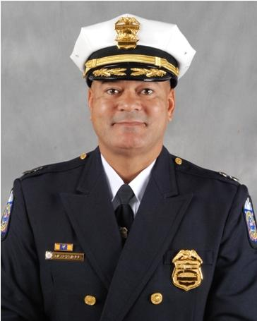 Deputy Columbus Chief Jeffrey Blackwell