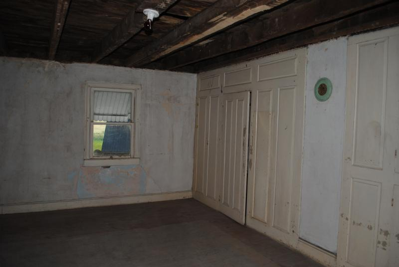 The 'boys' room' where paranormal investigators and employees of Scaredown have witnessed much unexplained activity