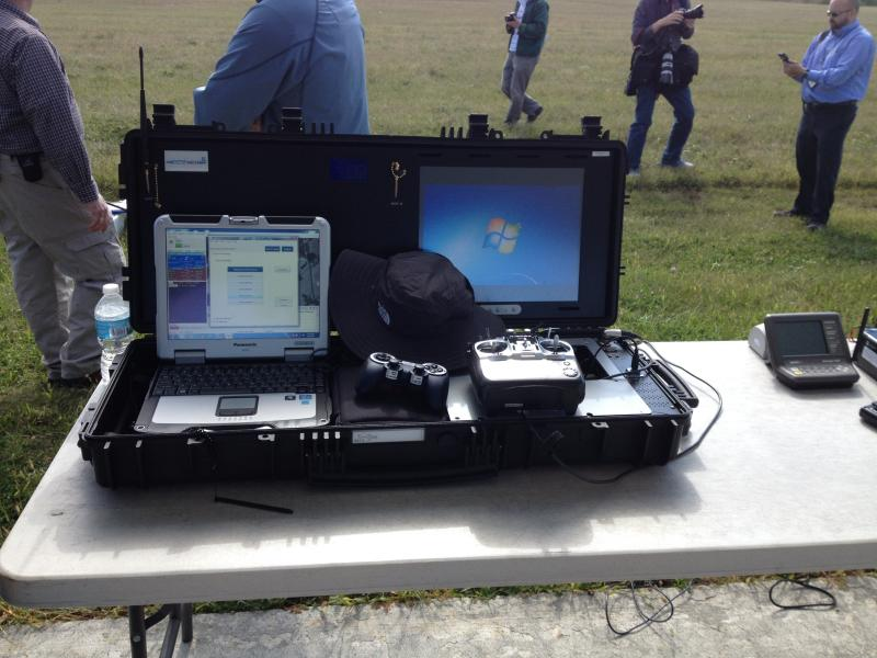 These are the UAS remote controls.