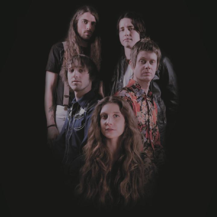 Electric Citizen: Ross Dolan (guitar), Laura Dolan (vox), Nick Vogelpohl (bass) and Nate Wagner (drums)