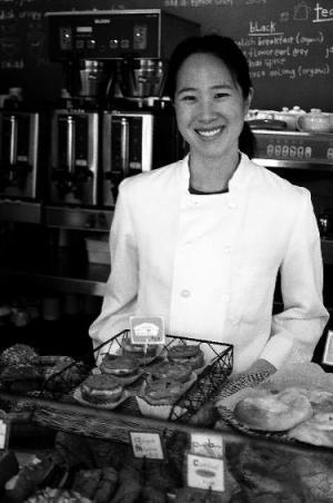 Author and Pastry Chef  Joanne Chang