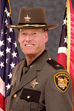 Sheriff Jim Neil