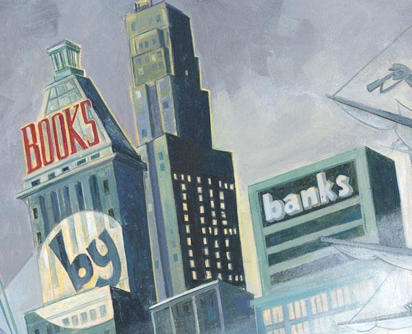 Books by the Banks poster