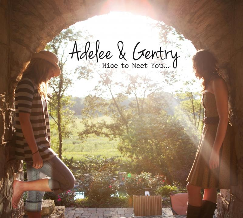 Nice to Met You... by Adelle & Gentry has a sound that is lavish and easy on the ears
