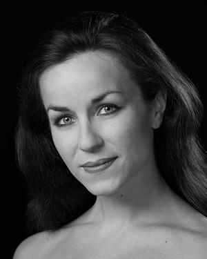 Sarah Hairston of the Cincinnati Ballet
