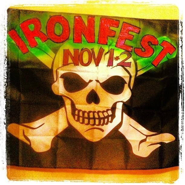 Fan art for Ironfest IV